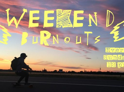 Weekend Burnouts vs. After-Work-Ride