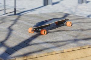 eSkateboard (Foto: Jennifer Adler / Frau Rabe)