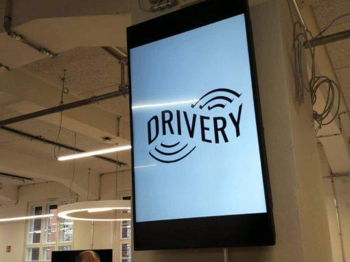 Talk in der Drivery
