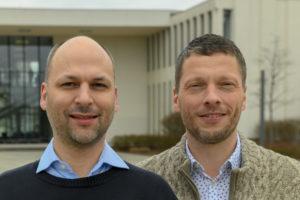 Ramón Goeden und Lars Zemke (Foto: Jennifer Adler / Frau Rabe)