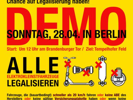 28.04 – Trailer für EKF Demo