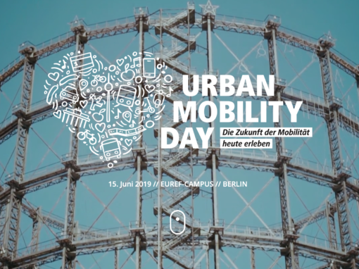 Volunteers gesucht für den Urban Mobility Day
