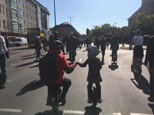 Das war die Demo#3 in Berlin