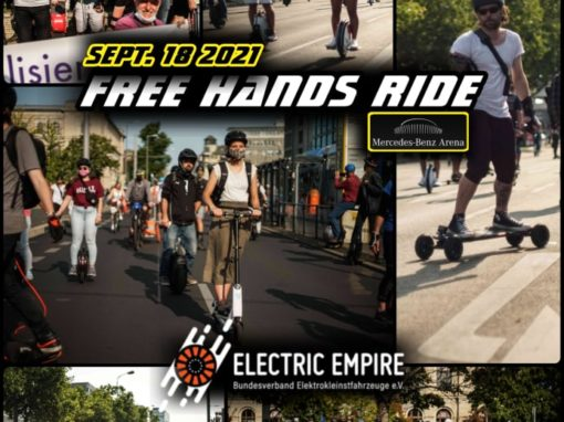 Free Hands Ride(s) 2021